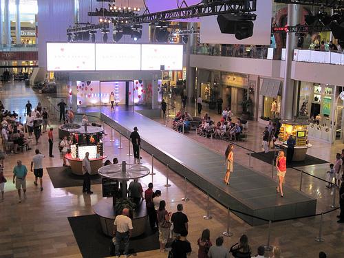 Nordstrom Fashion Show Las Vegas
