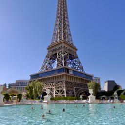 Les Plus Belles Piscines D Hotels A Las Vegas