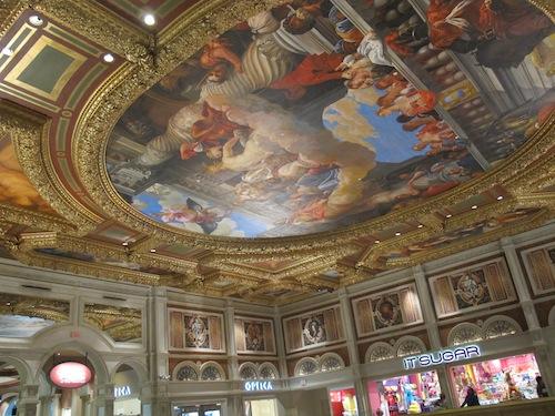 Fresque Venetian
