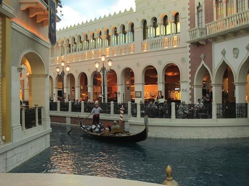 Gondole Venetian