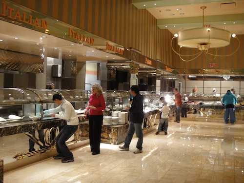 Stands Buffet Wynn