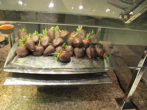 fraises au chocolat comme Godiva