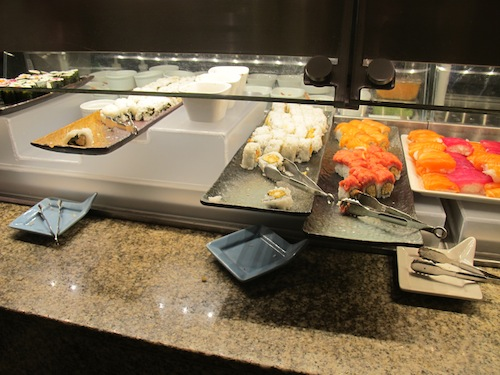 sushi Bacchanal
