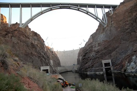 Hoover Dam & Bypass Photo SFremont