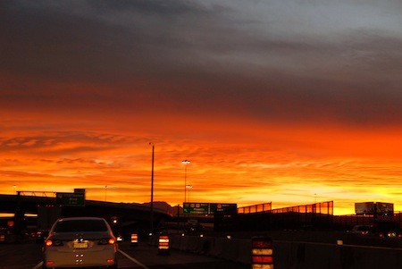 SunsetOverLV PhotoSFREMONT