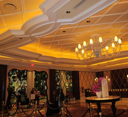 reception Wynn