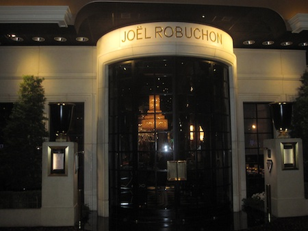 Joel Robuchon MGM Grand