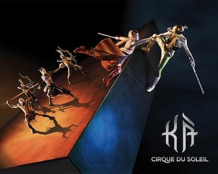 Ka cirque soleil