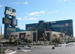 L'hotel MGM Grand LAs Vegas