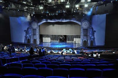 One Theater Mandalay Bay