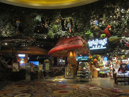 Rainforest MGM Grand