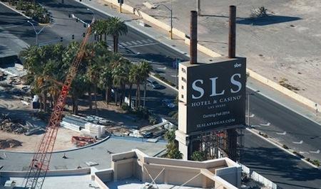 SLS construction