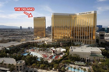 delano Mandalay Bay