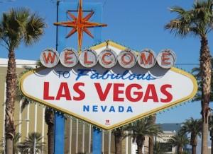 Nous repartons à Las Vegas