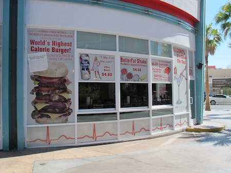 Heart Attack Burger 3