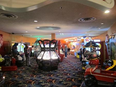 Jeux d'arcade au Midwa