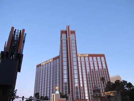 Le jour se lêve sur Vegas