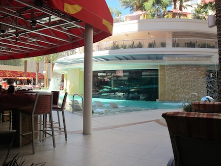 Piscine Golden Nugget