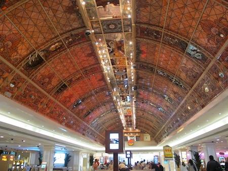Plafond Tropicana