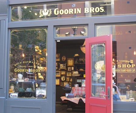 Goori Bros chapeaux