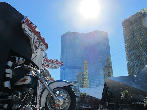 Harley Davidson + Mandarin Oriental