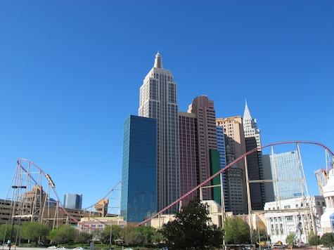 Roller Coaster Las Vegas