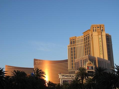 Saint PAtrick Las Vegas