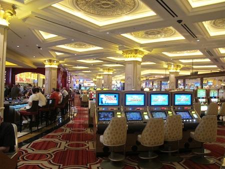 Casino du Venetian Las Vegas
