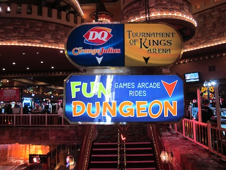Fun Dungeon