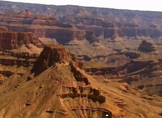 Vidéo du Grand Canyon