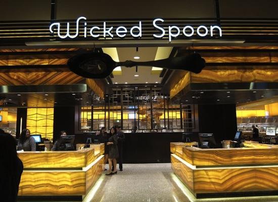 wicked spoon Buffet Cosmopolitan