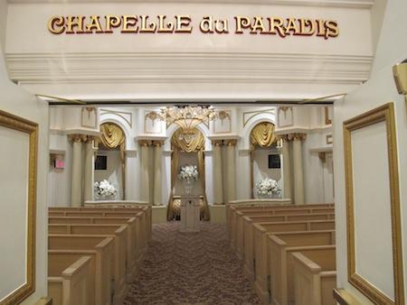 Chapelle du paradis