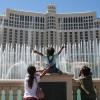 Enfants à Las Vegas