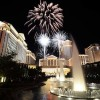 4th of July Fireworks Celebration Caesars Palace Las Vegas