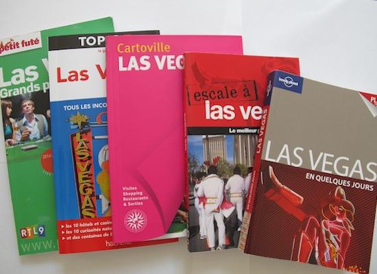 Guides de voyage sur Las Vegas