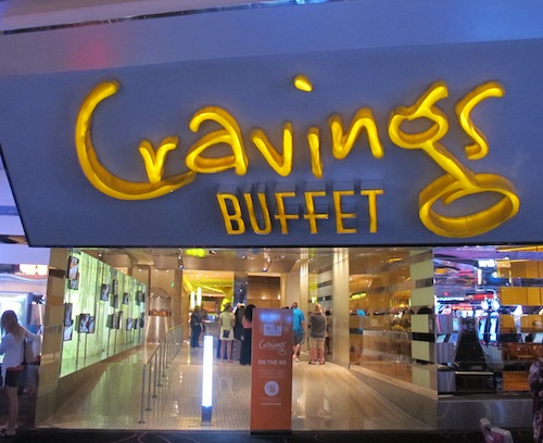 Cravings Buffet Mirage