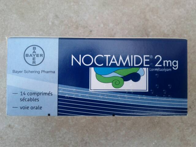 Noctamide