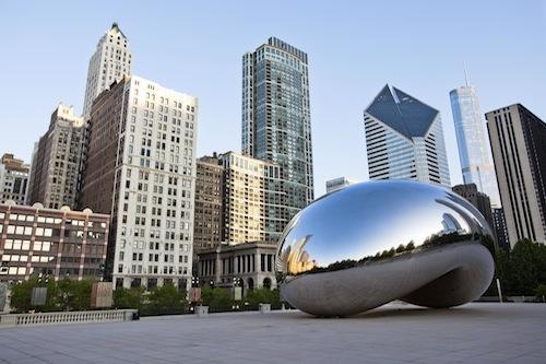 millenium chicago jour