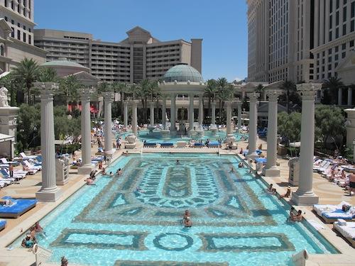 piscine Caesars