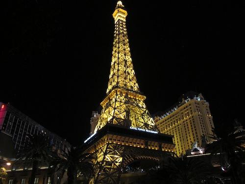 Eiffel Tower Experience Las Vegas