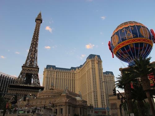 Tour Eiffel du Paris Las Vegas