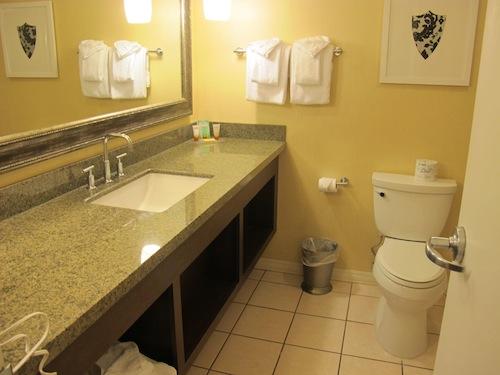 salle de bains Excalibur