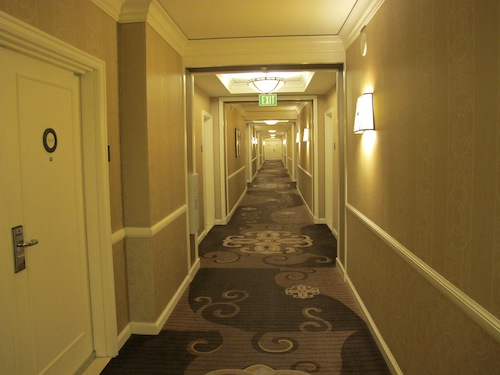 Couloir 45 eme étage