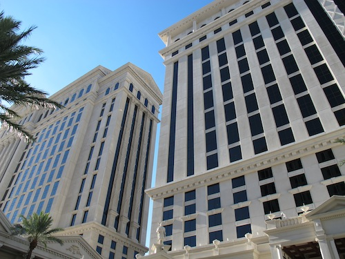 tours hotel Caesars Pamace