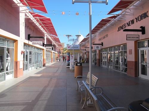 Allée Outlets Nord Las Vegas