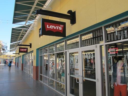 Levi's Outlet Las Vegas
