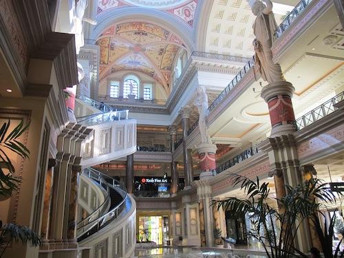 Forum Shops Caesars Palace