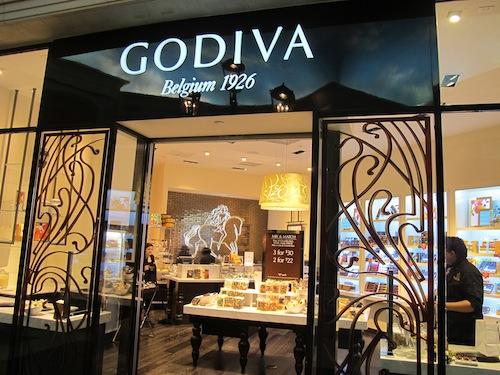 Godiva Venetian Las Vegas