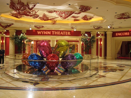 Le rêve Wynn Las Vegas