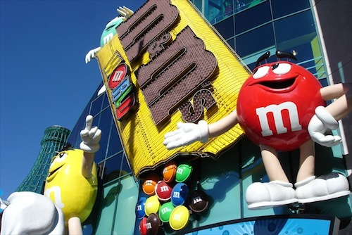 M&M's Las Vegas